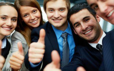 10 Acciones Clave para mantener a los empleados felices